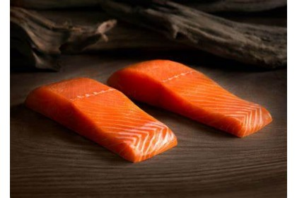 FROZEN SALMON FILLET PORTION (S)