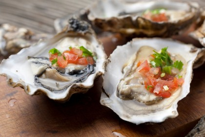 Oyster Meat IQF