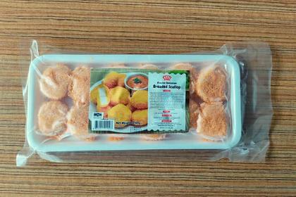 Breaded Scallop 200gm